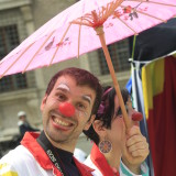 Clown Giggirino